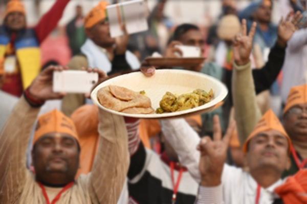 PM Narendra modi new slogan for bjp leaders Lunch par charcha - Delhi News in Hindi