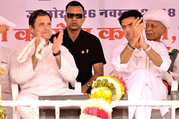 मोदी ने राष्ट्र का निर्माण करने वाले लोगों का अपमान किया: राहुल गांधी