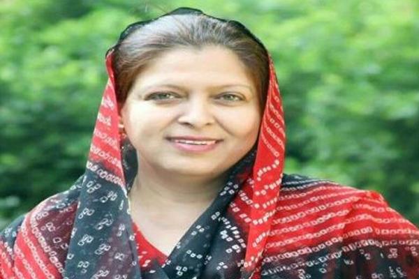 रामगढ़ विधानसभा सीट: कांग्रेस प्रत्याशी साफिया जुबेर खां विजय रहीं