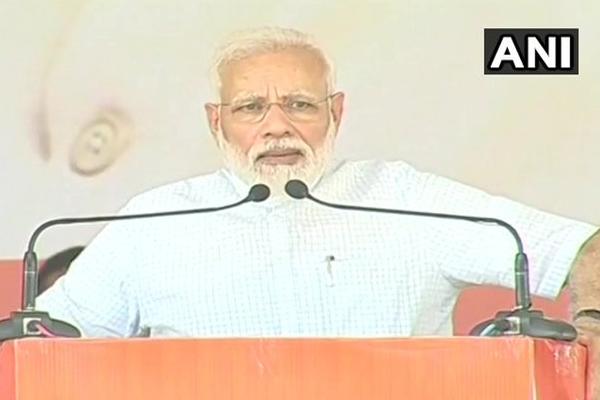 Haryana :PM मोदी बोले, सरकार के 100 दिन विकास और देश में परिवर्तन के रहे