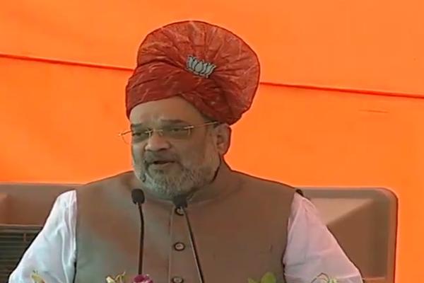 Haryana Polls : अमित शाह बोले, आतंकवाद को इस देश में नहीं रहने देंगे