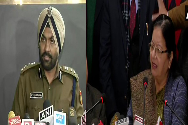 Delhi: Students start leaving from Jamia University is closed till January 5 following yesterday incident - Delhi News in Hindi