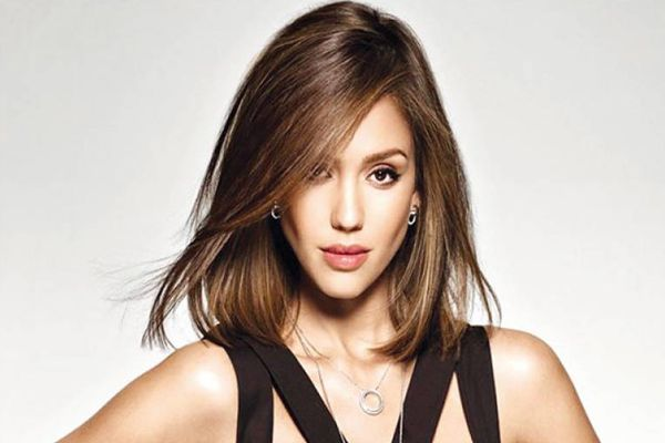 Jessica Alba reveals the secret to beautiful hair - Hollywood News in Hindi