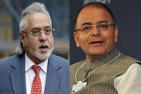 Staring at extradition, Vijay Mallya drags in FM Arun Jaitley; Jaitley rubbishes claim - Delhi News in Hindi