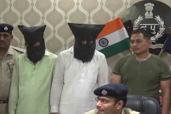 The plot of self-made robbery 8.38 lakh recovered - Kaithal News in Hindi