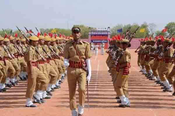 State cabinet approved maximum age limit of 27 years in Rajasthan Police Constable Recruitment Examination - Jaipur News in Hindi