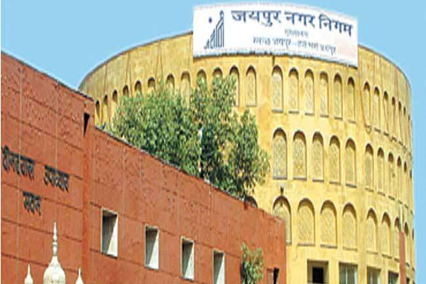 Jaipur Municipal Corporation Committee refuses to pay 7 months dues, strike will continue - Jaipur News in Hindi