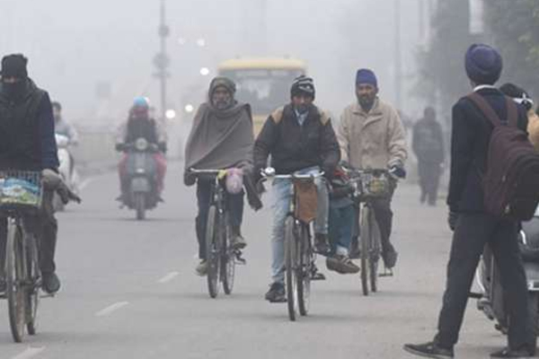 Delhi Experiences Longest, Severest Cold Day December Spell Since 1997 : IMD - Delhi News in Hindi