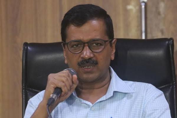Delhi Assembly Election : CM arvind kejriwal give reply to harshvardhan - Delhi News in Hindi