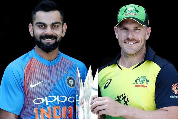 First T20 Match between India and Australia will be played today - Cricket News in Hindi