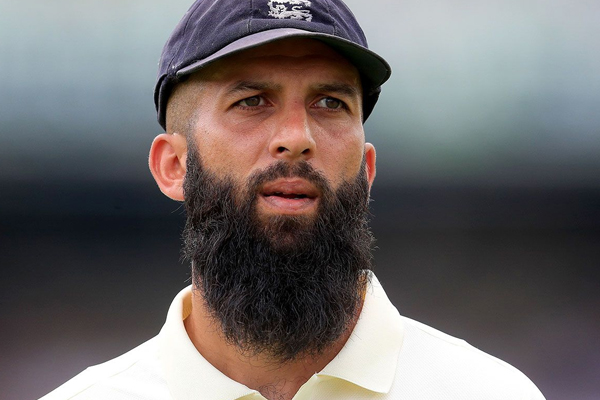 Ashes Series 2019 : moeen ali out from second test against australia - Cricket News in Hindi