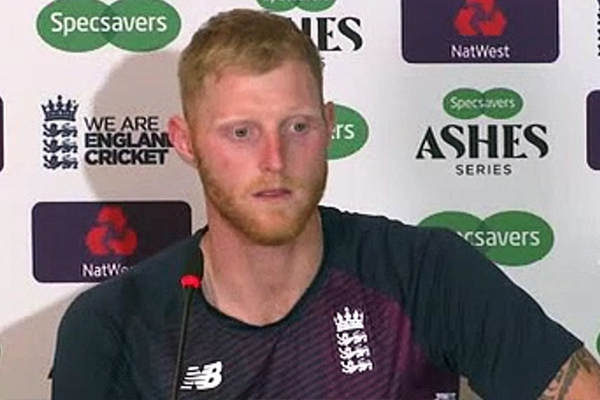 Ashes Series : Ben Stokes reaction about win in third test and world cup - Cricket News in Hindi