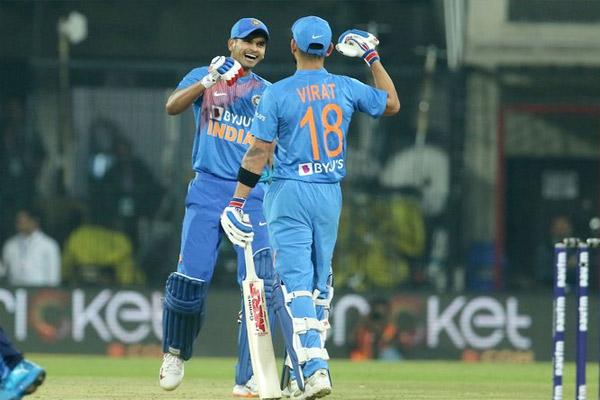Indore T20: Kohli invites Sri Lanka to bat - Cricket News in Hindi