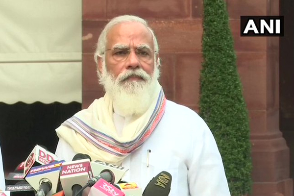 Many important decisions will be taken in the monsoon session of Parliament: PM Modi - Delhi News in Hindi