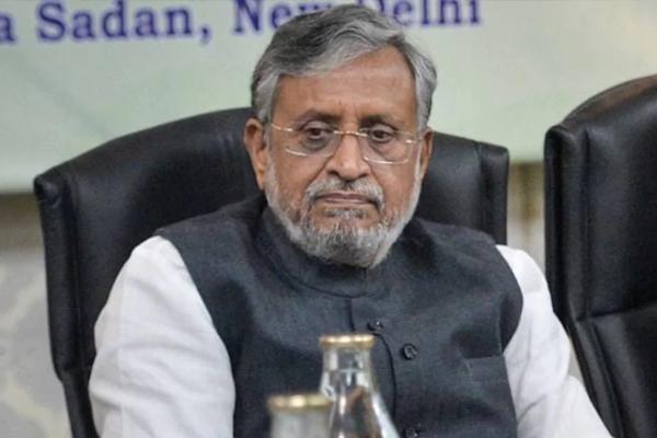 BJP gave Rajya Sabha ticket to Sushil Kumar Modi from Bihar - Delhi News in Hindi