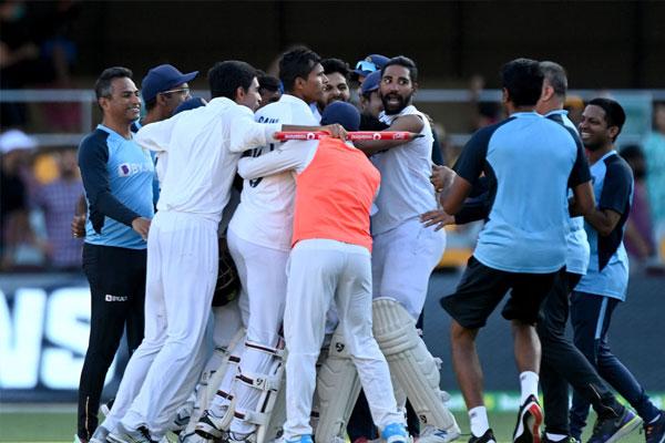 Brisbane Test: Shubman Gill best innings, India need 145 runs to win - Cricket News in Hindi