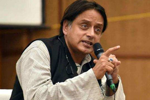 R-Day violence: SC protects Shashi Tharoor, others from arrest - Delhi News in Hindi