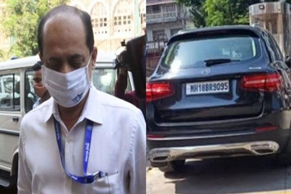SUV case: Mystery Woman with Sachin Waje seen in NIA custody - Mumbai News in Hindi