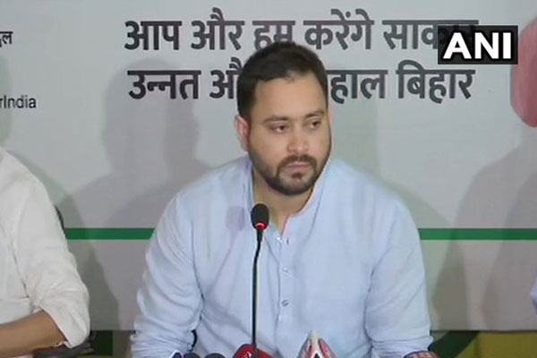 Tejashwi Yadav wrote a letter to the Speaker of the Bihar Assembly, saying, MLAs are afraid of going to the assembly - Patna News in Hindi