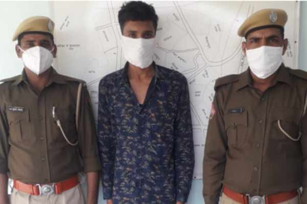 Bang in SIM account by transferring SIM card in Jaipur, betrayed friend of son arrested - Jaipur News in Hindi
