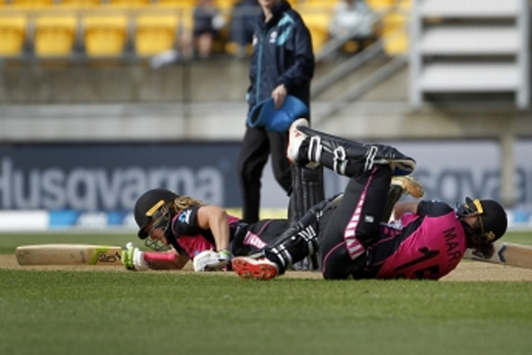 Women T20: New Zealand equals Mackay all-round performance - Cricket News in Hindi