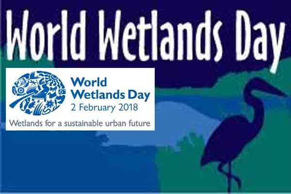 World Wetlands Day 2018 in Kangra, CM Jai Ram Thakur Will be Chief guest of Program Himachal Pradesh Chief Minister, - Dharamshala News in Hindi