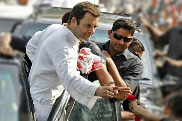 राहुल गांधी दो दिन राजस्थान दौरे पर, आज धौलपुर-भरतपुर में, कल बीकानेर जाएंगे