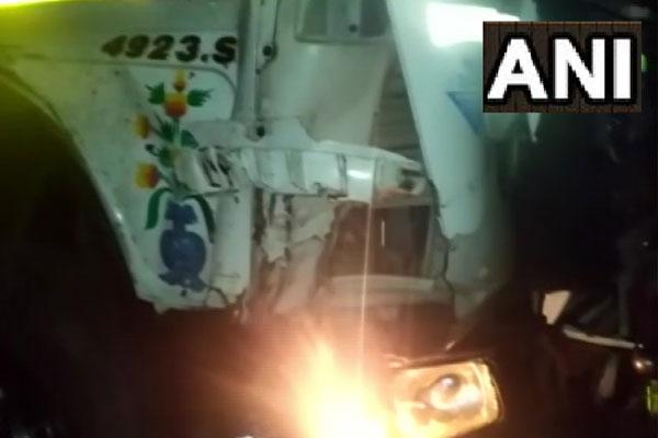राजस्थान में सड़क हादसे में मध्यप्रदेश के 8 लोगों की मौत पर शिवराज व गहलोत ने शोक जताया
