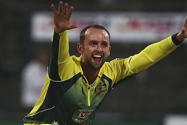 Nathan Lyon selected in australian team for odi series against England - Cricket News in Hindi