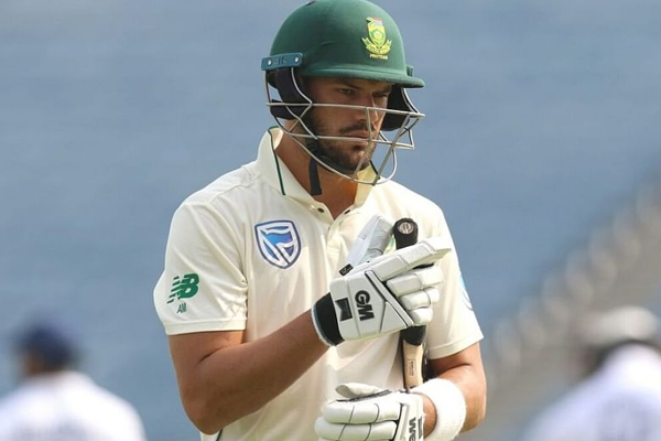 Aiden Markram out from ranchi test due to wrist injury - Cricket News in Hindi