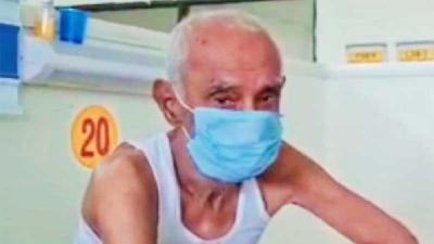 मप्र में सकारात्मक ऊर्जा के साथ 81 साल के बुजुर्ग ने कोरोना को मात दी