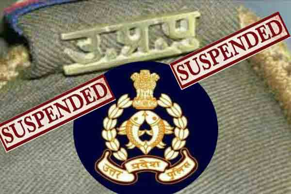 4 dead from illegal liquor in Ghaziabad, 4 policemen suspended including SHO - Ghaziabad News in Hindi