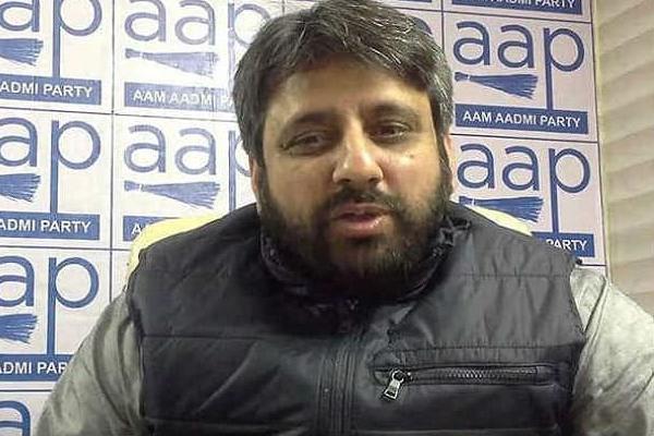 AAP MLA Amanatullah Khan named in FIR in Ghaziabad - Ghaziabad News in Hindi