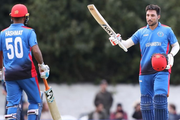 Second ODI : Afghanistan beat Scotland by 2 runs - Cricket News in Hindi