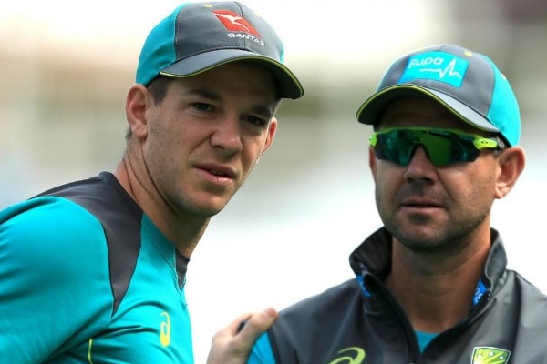 Ashes Series : Ricky Ponting reaction about Tim Paine decision in fifth test - Cricket News in Hindi