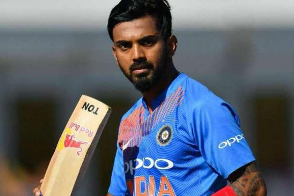 First T20 Match : Lokesh Rahul near to break Babar Azam record - Cricket News in Hindi