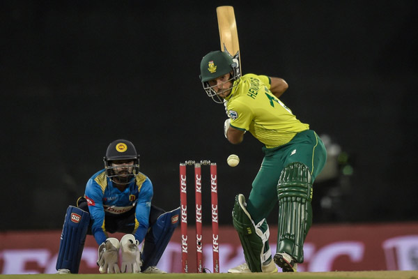 Second T20 Match : South Africa beat Sri Lanka by 16 runs - Cricket News in Hindi