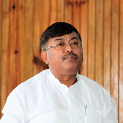 Former Manipur Congress President Govinddas Kontoujam joins BJP - Delhi News in Hindi