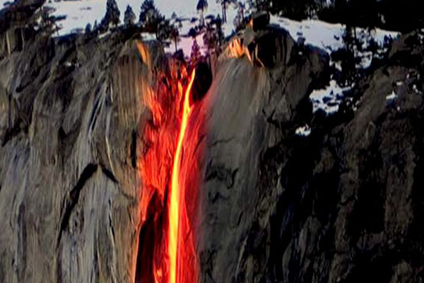 These waterfalls fall from a height of 1560 feet, knowing the truth will fly away, see photos - Weird Stories in Hindi