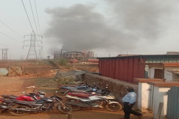 Fire in Maharashtra chemical factory, 4 people dead - Mumbai News in Hindi