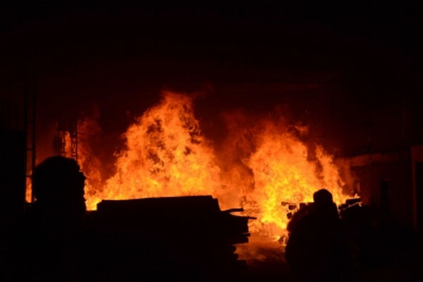 4 people died in fire in Chamba district of Himachal - Shimla News in Hindi