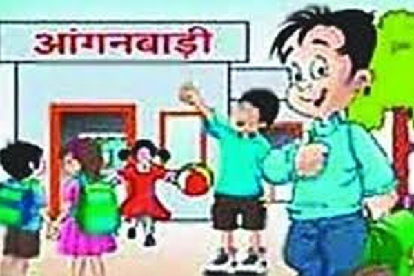 UP government will make healthy, anganwadi children will get hot cooked food - Lucknow News in Hindi