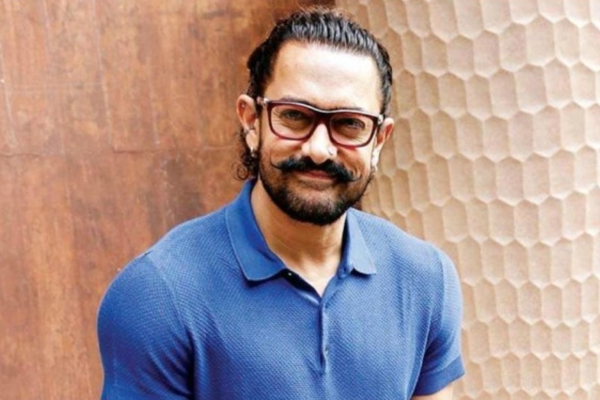 Aamir Khan himself designed his look for the new song - Bollywood News in Hindi