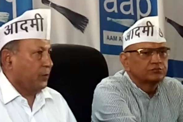 Aam Aadmi Party announces 10 candidates for assembly elections - Jaipur News in Hindi