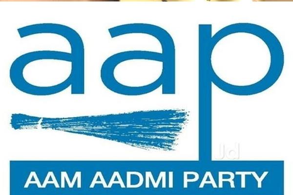 The team of AAP 600 workers have door to door open BJP and Congress - Jaipur News in Hindi