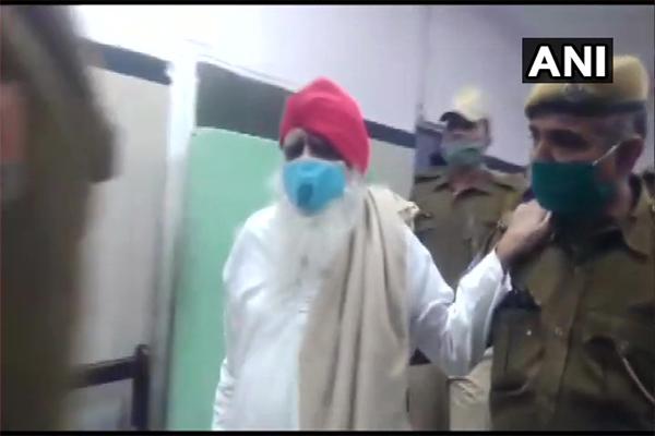 Asaram admitted to hospital in Jodhpur - Jodhpur News in Hindi