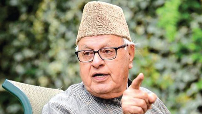The removal of Article 370, 35-A will pave way for freedom : Farooq Abdullah - Delhi News in Hindi