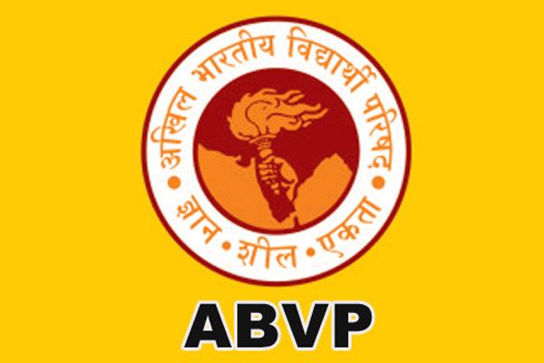 एबीवीपी ने खत्म की भूख हड़ताल