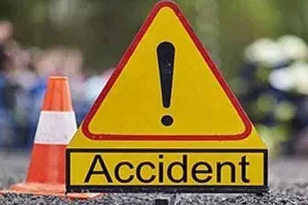 SI son dies in road accident - Jaipur News in Hindi