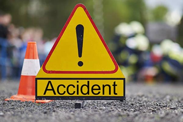 महापड़ाव के लिए आ रहे दो बिजली कर्मियों की सड़क दुर्घटना में मृत्यु